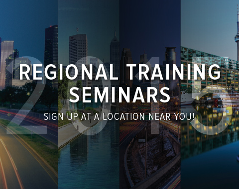Regional Training Seminars