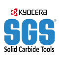 KYOCERA SGS Solid Carbide Tools